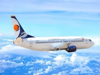 معرفی ناوگان هواپیمایی کاسپین