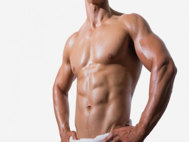 رژیم عضله سازی شکم