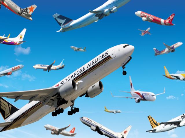 آشنایی با ایرلاین (ناوگان خطوط خوایی و شرکت هواپیمایی)