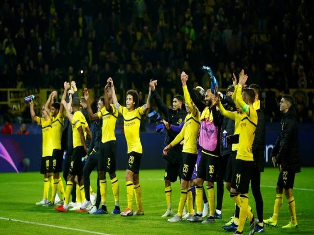 دورتموند 4 - 0 اتلتیکو مادرید ؛ برد در شب اجرای یک بازی روان