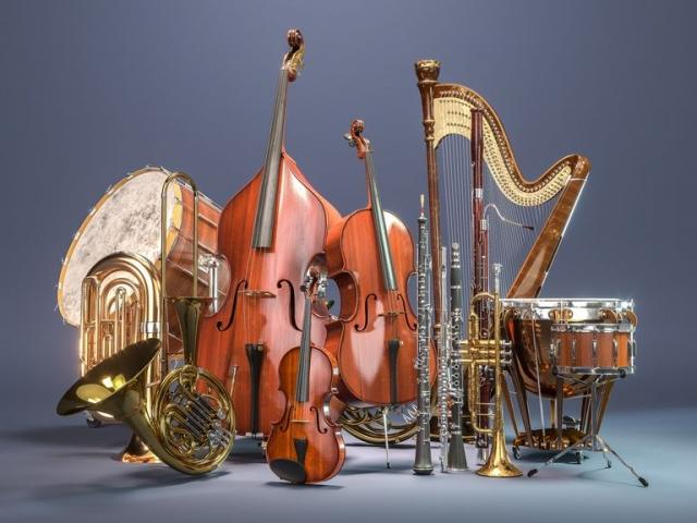 آشنایی با سازهای موسیقی ارکستر سمفونیک؛ سازهای زهی
