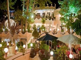 بهترین باغ رستوران