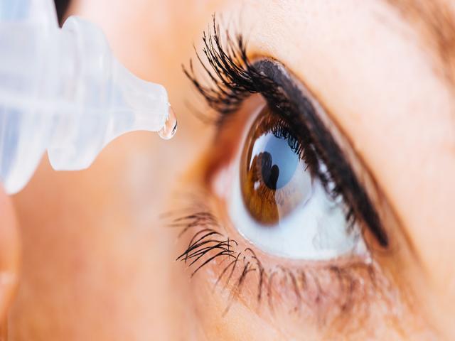 معرفی انواع اشک های مصنوعی