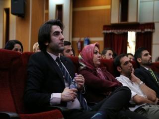 حضور پورتال آسمونی و مهندس زنگنه در کنفرانس بین المللی شکست