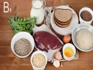 مصرف کربوهیدرات زیاد در کاهش ویتامین B1