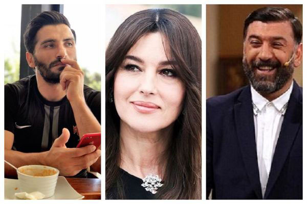 ماجرای عشق جواد کاظمیان به مونیکا بلوچی