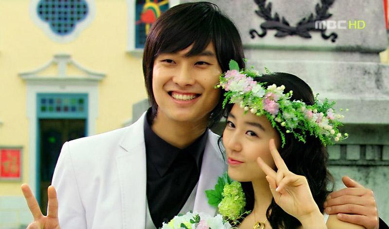 یون ایون هه در سریال روزگار شاهزاده