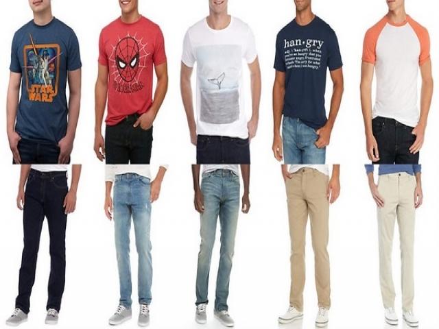 روش ست کردن لباس مردانه