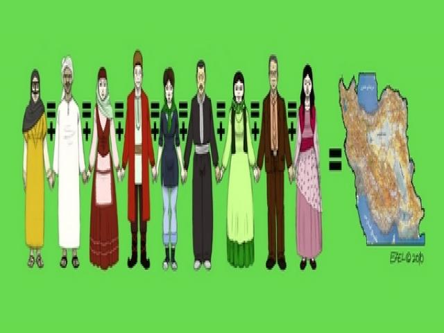 آشنایی با اقوام اصیل ایرانی
