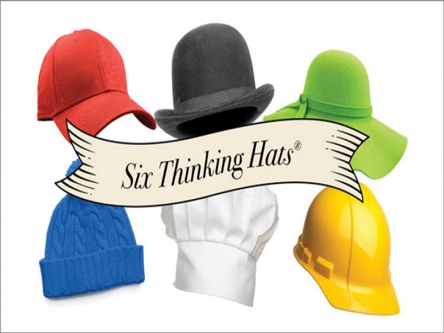 تکنیک شش کلاه تفکر