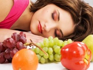 خواب راحت با تغذیه مناسب