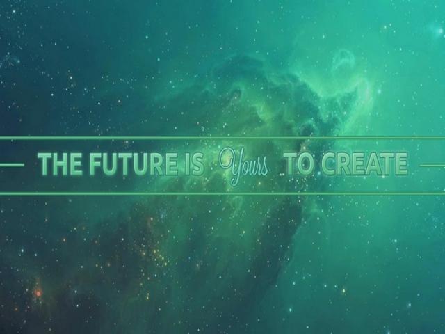 آینده از آن توست اگر بخواهی...