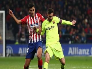 اتلتیکو مادرید 1 - 1 بارسلونا ؛ تقسیم امتیازات در دقیقه نود !