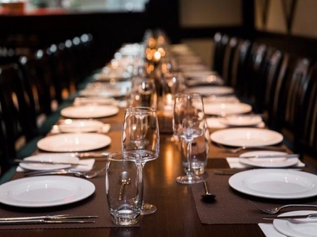 نکات ریز تزیین میز شام مهمانی