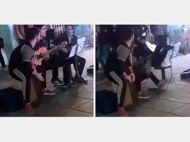 رفتار با نوازندگان خیابانی رشت محکوم شد