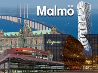 مالمو ، سومین شهر بزرگ کشور سوئد