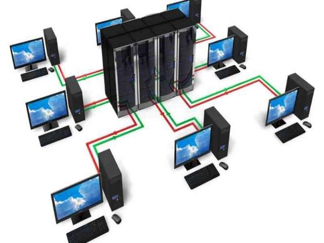 خدمات پشتیبانی شبکه
