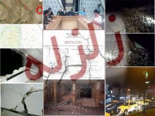 زلزله 6.4 ریشتری کرمانشاه را لرزاند/ مدیران پای کار آمدند/ مشکل بنزین برای سوخت گیری نداریم