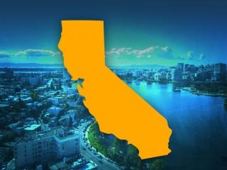کالیفرنیا ، پرجمعیت ترین ایالت آمریکا