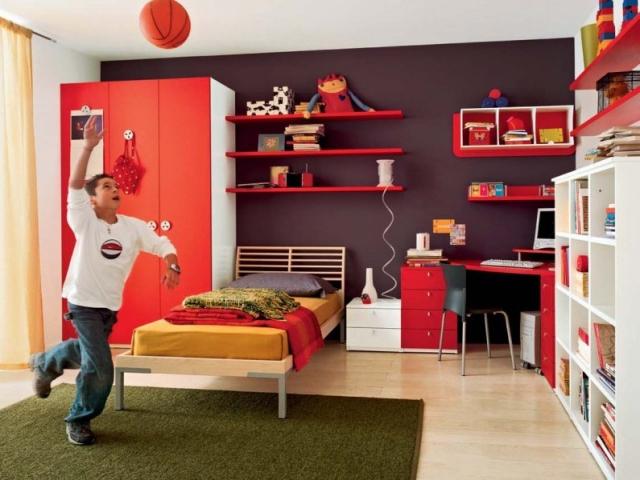 ایدههایی جذاب برای دکوراسیون اتاق کودک؛ دختر و پسر + عکس
