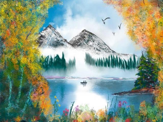 بهترین آموزشگاه نقاشی در تهران