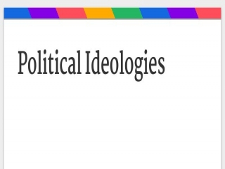 مکتبهای سیاسی