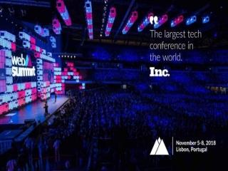 Web Summit 2018 پرتغال ، بزرگترین کنفرانس فناوری جهان
