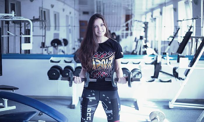 بدنسازی برای خانم ها-women fitness