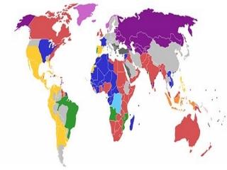 مهمترین اتفاقات سیاسی تاریخ جهان