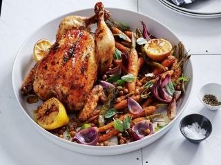 نکاتی برای خوشمزه شدن مرغ
