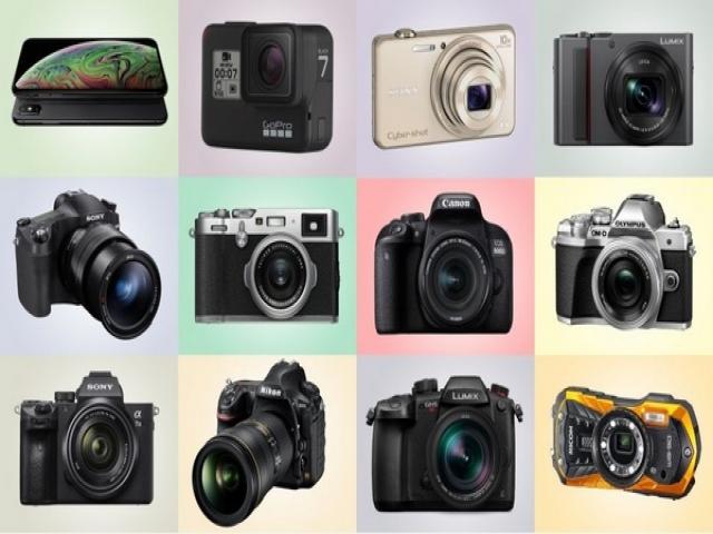 بهترین فروشندگان دوربین های دیجیتال