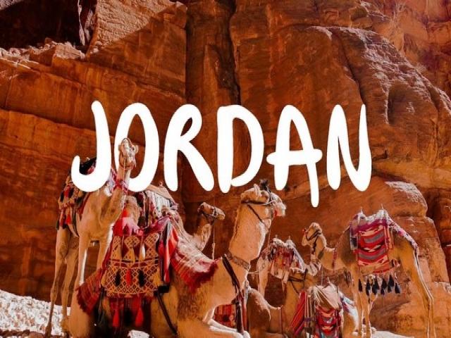 معرفی کشور اردن