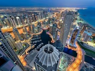 جاذبه های گردشگری کشور امارات