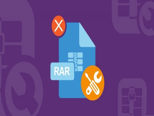 آموزش تعمیر فایل های فشرده RAR و ZIP