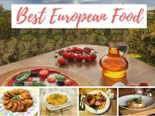 غذاهای معروف اروپایی