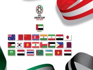 معرفی تیم های حاضر در جام ملتهای آسیا 2019 + پرچم کشورها