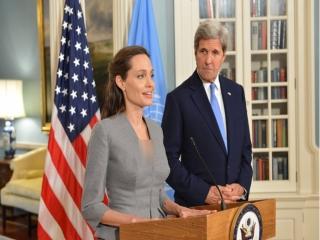 آنجلینا جولی رئیسجمهور آمریکا میشود؟