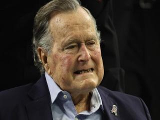 جرج بوش پدر درگذشت