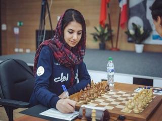 خادم الشریعه در جمع 20 بانوی شطرنج باز برتر جهان