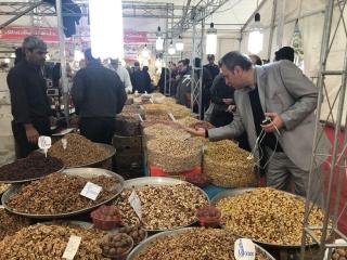 نظارت تعزیرات بر بازار برای کاهش قیمت آجیل در شب یلدا