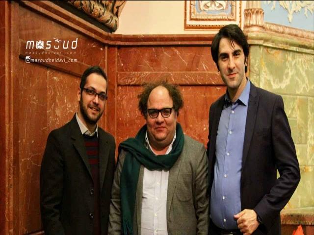 حضور پورتال آسمونی و مهندس زنگنه در چهارمین اجلاس وب فارسی
