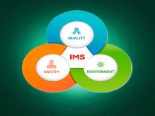 گواهینامه IMS (سیستم مدیریت یکپارچه)