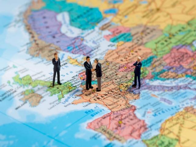 کسب و کارهای نوین در اروپا