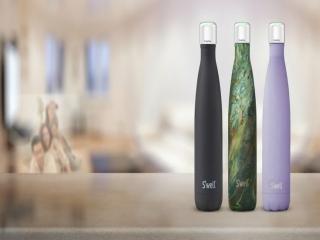 ابداع یک بطری تصفیه آب که جرم نمیگیرد