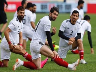 ترکیب رسمی تیم ملی ایران در برابر تیم عراق