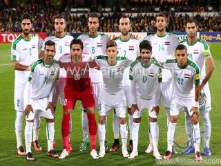 عراقی های لیگ ایران در برابر تیم ملی ایران