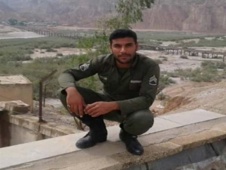 شهادت سرباز وظیفه ناجا در درگیری با سوداگران مرگ