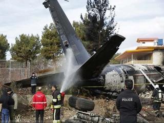 فرشته نجات تنها سرنشین زنده مانده حادثه بوئینگ 707