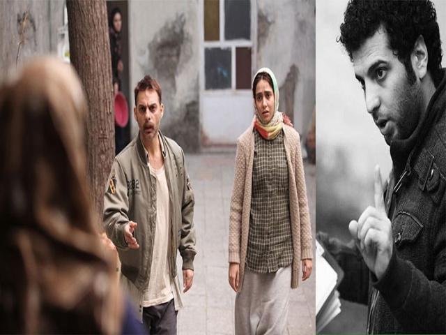 """بازی پریناز ایزدیار در """"متری شیش و نیم"""" و حضور در جشنواره فیلم فجر"""