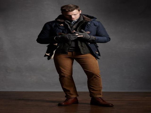مدل کاپشن مردانه زمستانی